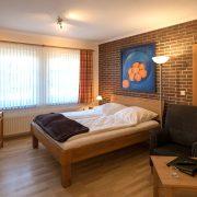 Wohn-/Schlafraum Wohnung 1