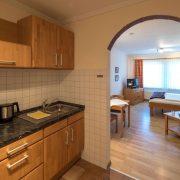 Küchenzeile Wohnung 1