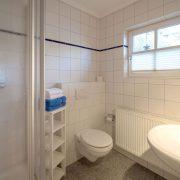 Dusche/WC Wohnung 1