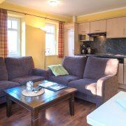 Wohnküche Wohnung 12