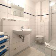 Dusche/WC/Bad Wohnung 12
