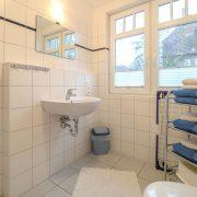 Dusche/WC Wohnung 13
