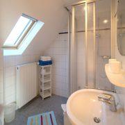 Dusche/WC Wohnung 3