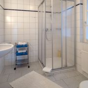 Dusche/WC Wohnung 4
