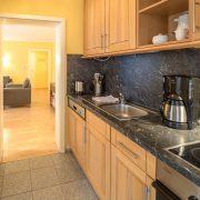 Küchenzeile Wohnung 7