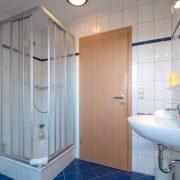 Dusche/WC Wohnung 8