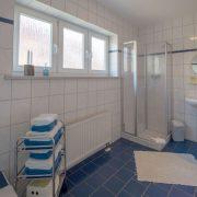 Dusche/WC Wohnung 9